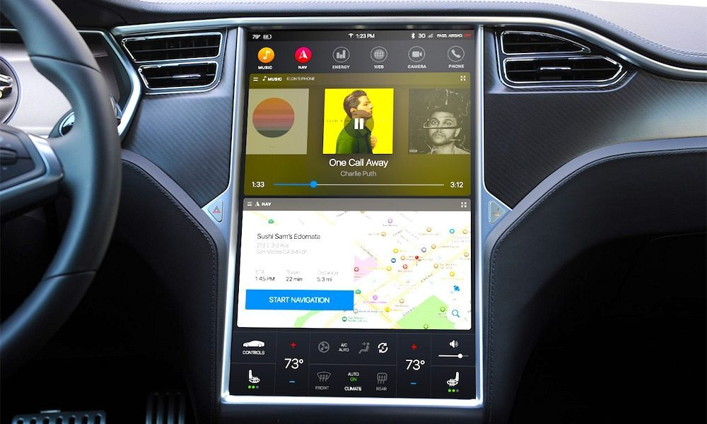 Tesla Wants to Create Its Own Music Streaming Service
