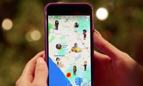 Security Experts Are Freaking out over Snapchat's 'Snap Map'