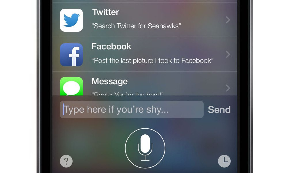 How to Enable 'Type to Siri' in iOS 11