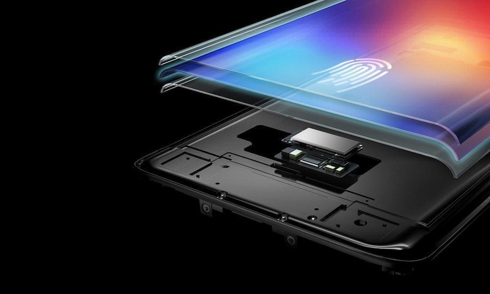 Vivo Officially Beat Apple to Hidden Fingerprint Sensor Technology