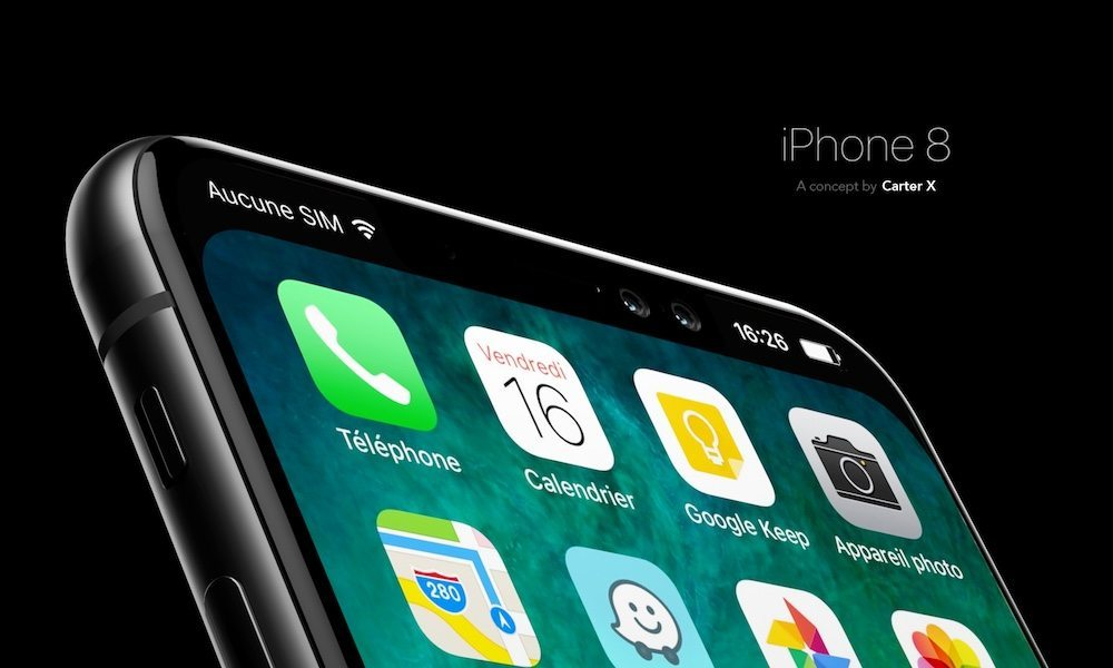 5 New iPhone 8 Features Hinted in iOS 11