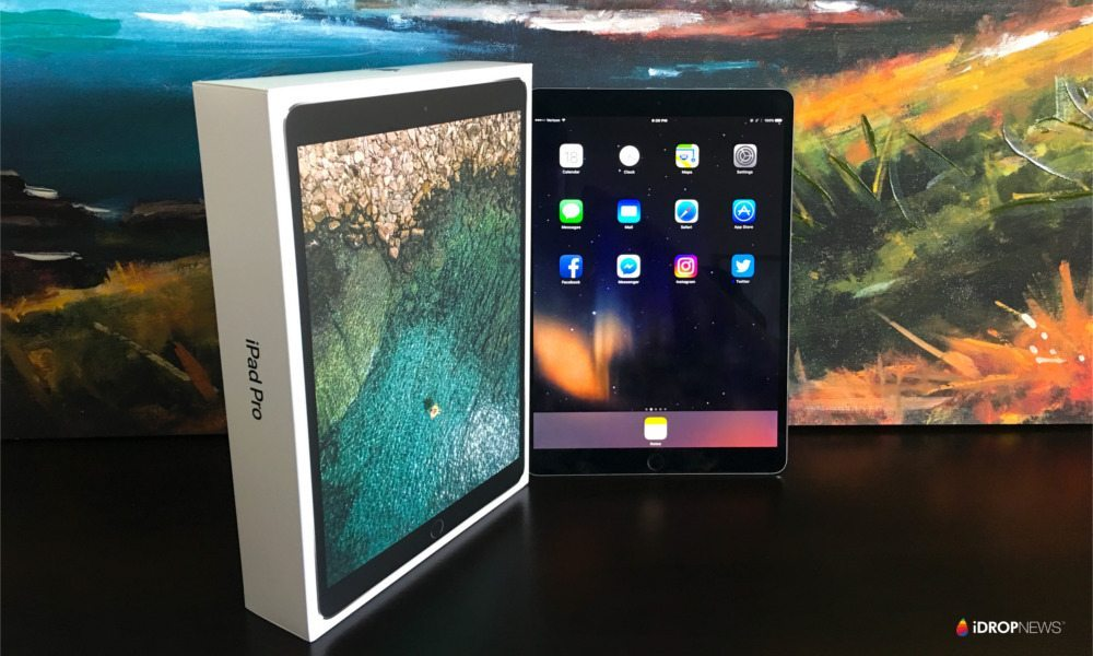 Review: 4 Reasons Why You'll Love Apple's 10.5-inch iPad Pro