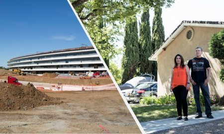 Untold Stories from Residents Living Near Apple Park's Construction Zone