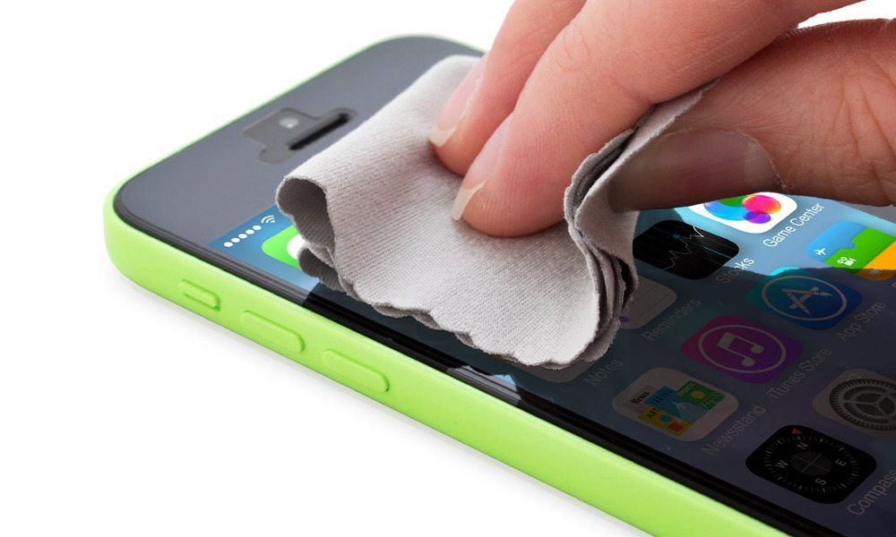 How to Clean and Disinfect Your iPhone the Natural Way