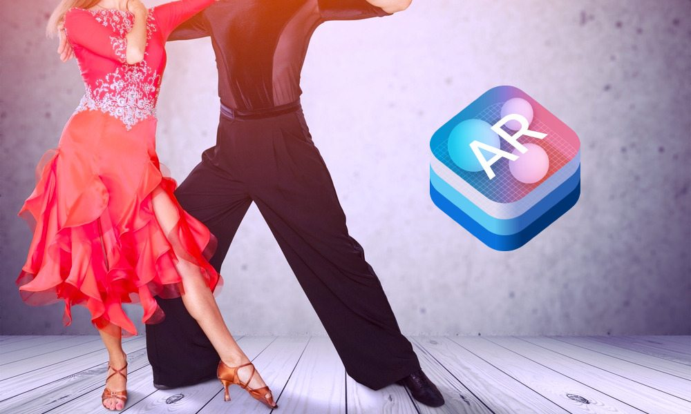 Incredible ARKit App Will Teach You How to Dance
