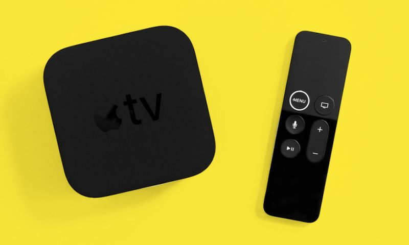 Enter to Win an Apple TV 4K