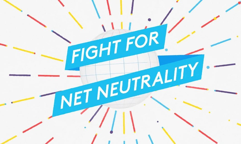 The Internet Unites to Fight in Support of Net Neutrality