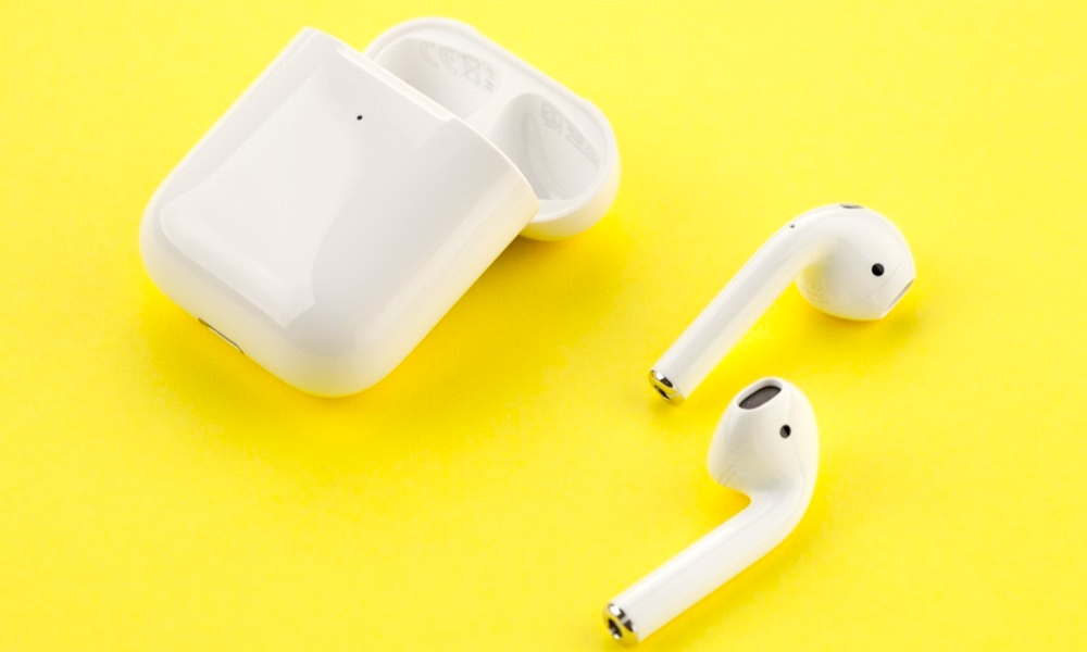 AirPods with Wireless Charging Giveaway