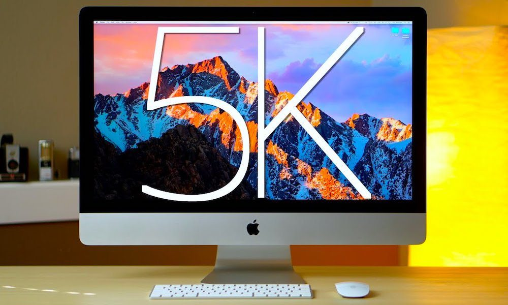 3 Reasons Why You'll Love Apple's Mid-2017 5K iMac