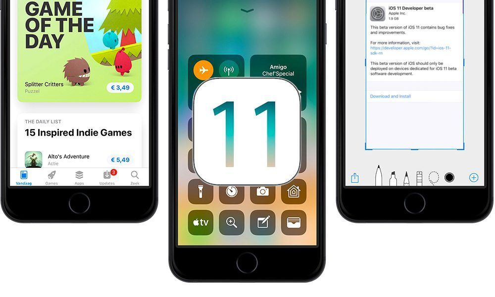 Apple just dropped iOS 11 beta 4 for developers