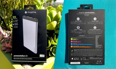 Mophie Powerstation 8X Review