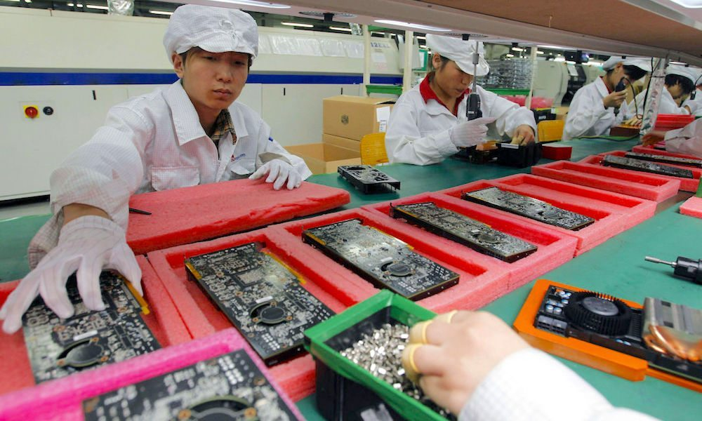 Foxconn Confirms $10 Billion U.S. Investment, Wisconsin ...