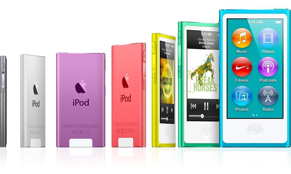 Apple Kills iPod Shuffle and Nano, Tweaks iPod Touch Pricing
