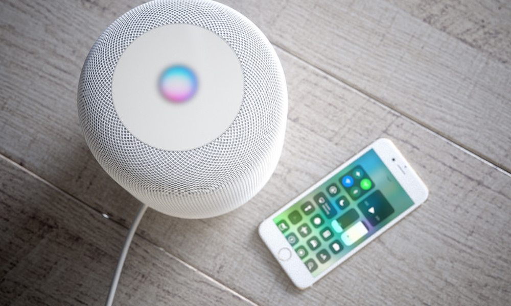 HomePod iPhone