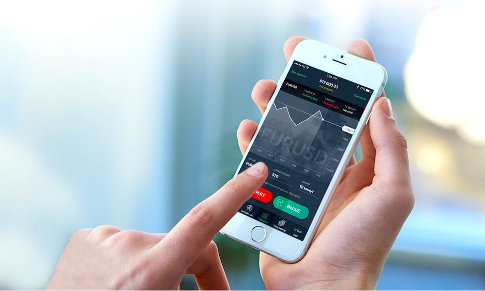 Binary options apple store