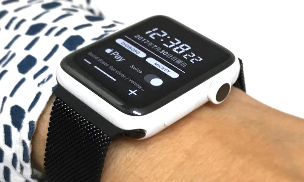 Apple Watch 'Series 3' Will Purportedly Have an All-New Form Factor
