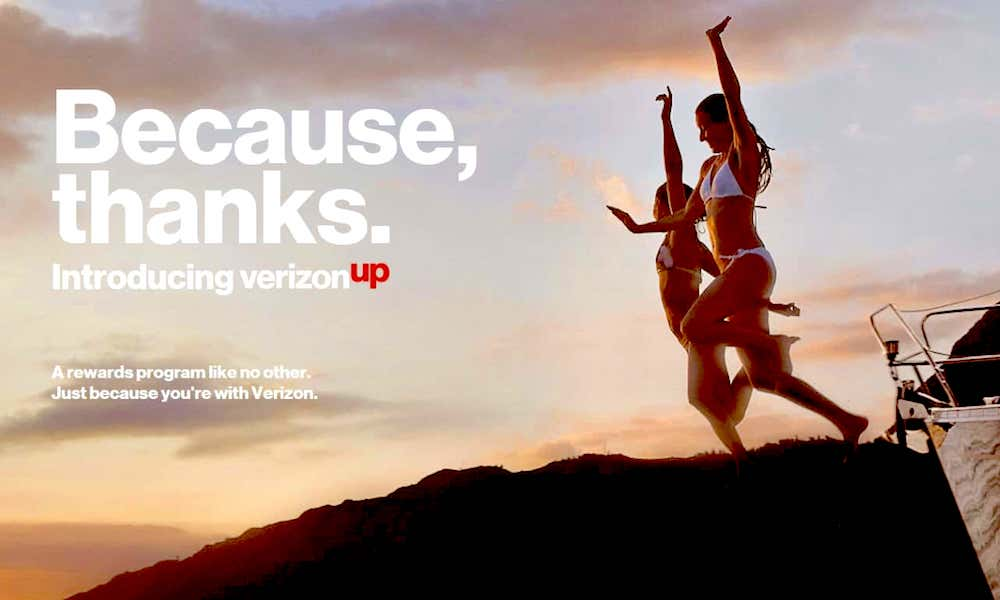 Verizon Launches Reward Program with Incredible Perks