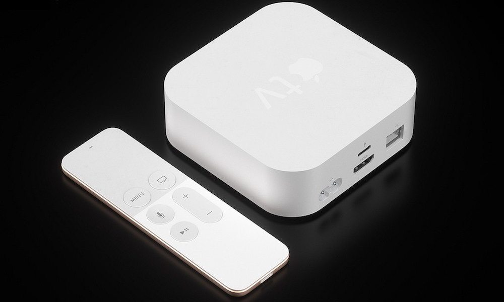 Next-Gen 4K Apple TV with HDR Hinted in HomePod Firmware