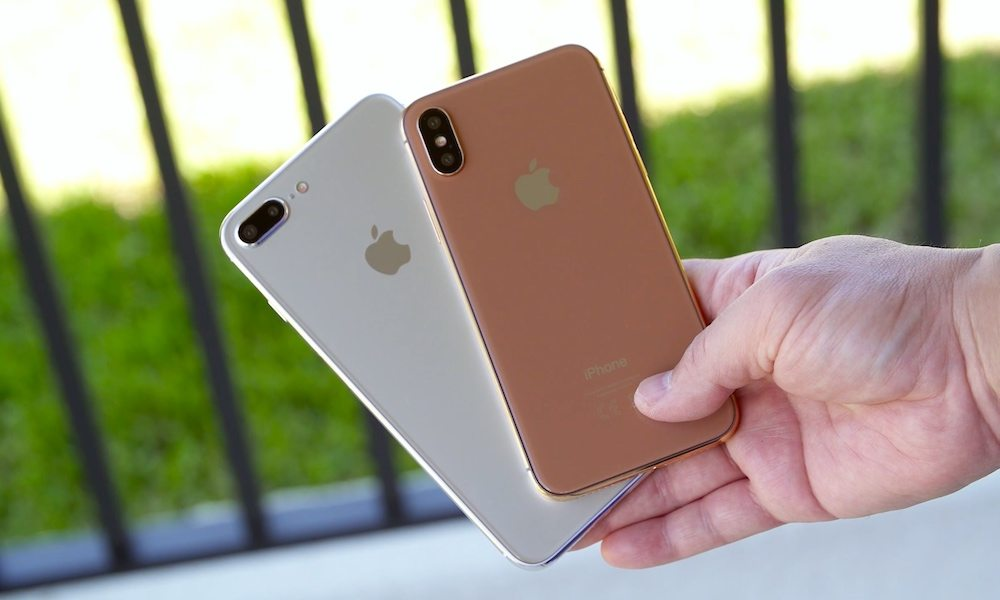 New Video Compares iPhone 7s Plus Dummy to iPhone 7 and 8