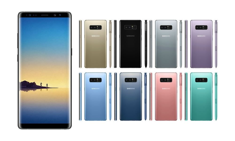 Samsung Galaxy Note 8 Benchmark Leaks Reveal Powerful Specs