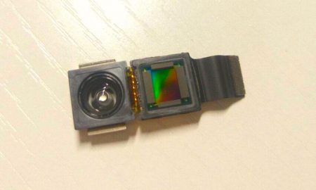 iPhone 8 3D Sensor and Camera Module Leaked in New Photo