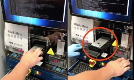 'Leaked' Touch ID Test Video Does Not Show a Legitimate iPhone 8