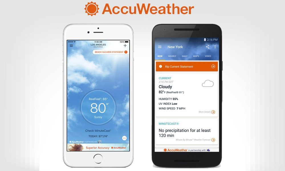 AccuWeather App Caught Sharing Private User Location Data