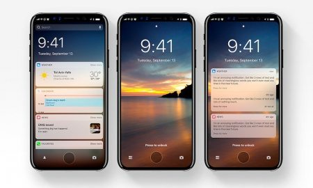 Rumor Claims iPhone 8 Will Be Unveiled September 12