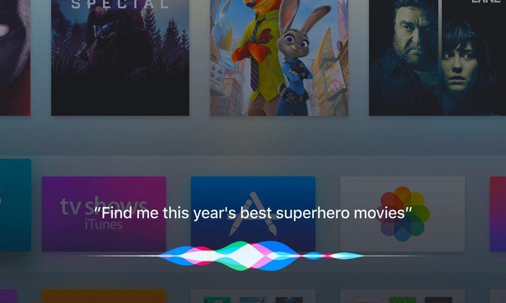 Apple Wins an Emmy for Siri on Apple TV