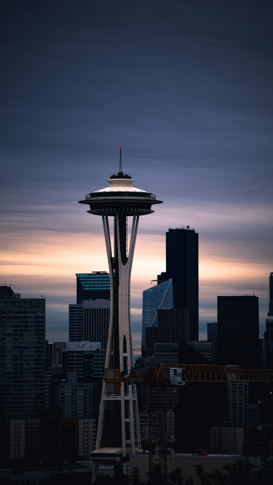 Seattle iPhone Wallpaper