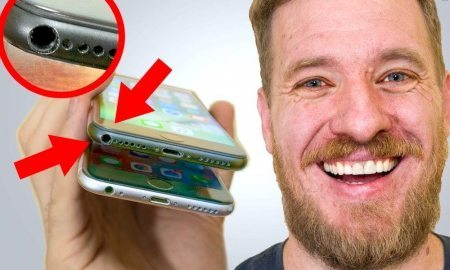 Man Successfully Added a Headphone Jack to an iPhone 7