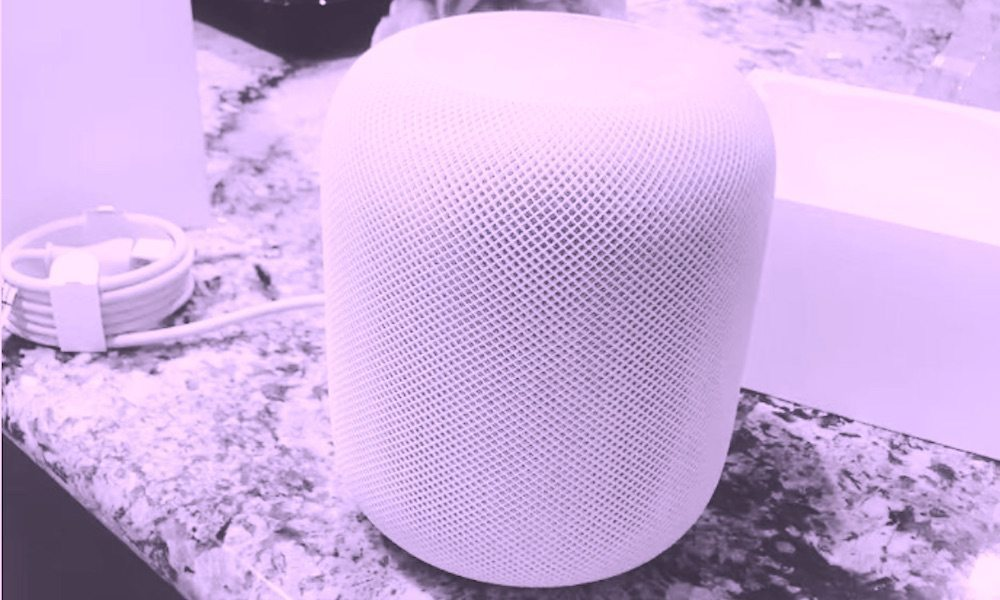 HomePods Are Already Being Spotted in the Wild