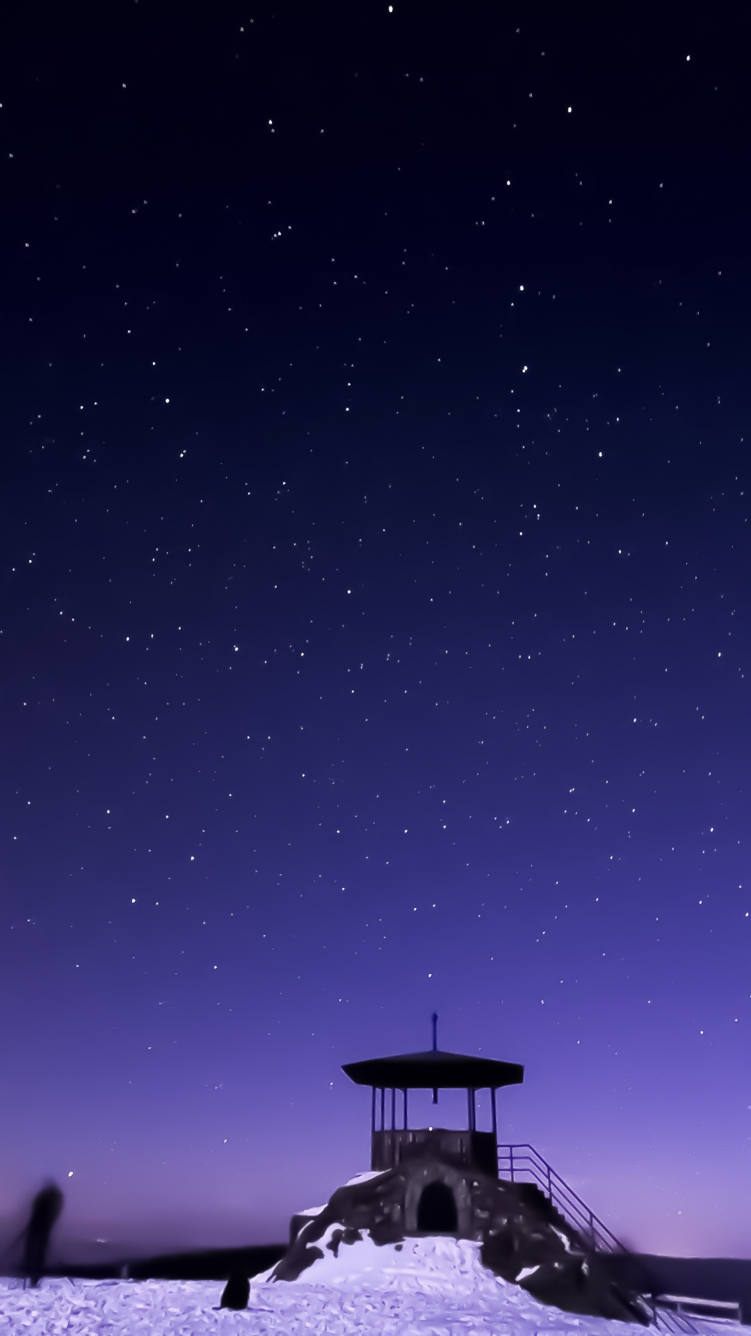 Sky Photo iPhone Wallpaper
