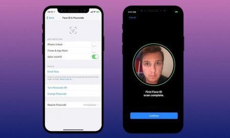 This Is What Face ID Will Look Like on iPhone X