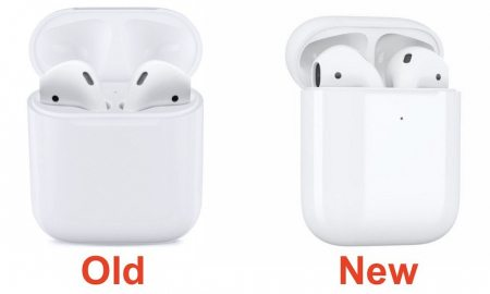 iOS 11 Reveals New AirPods with Minimal Changes