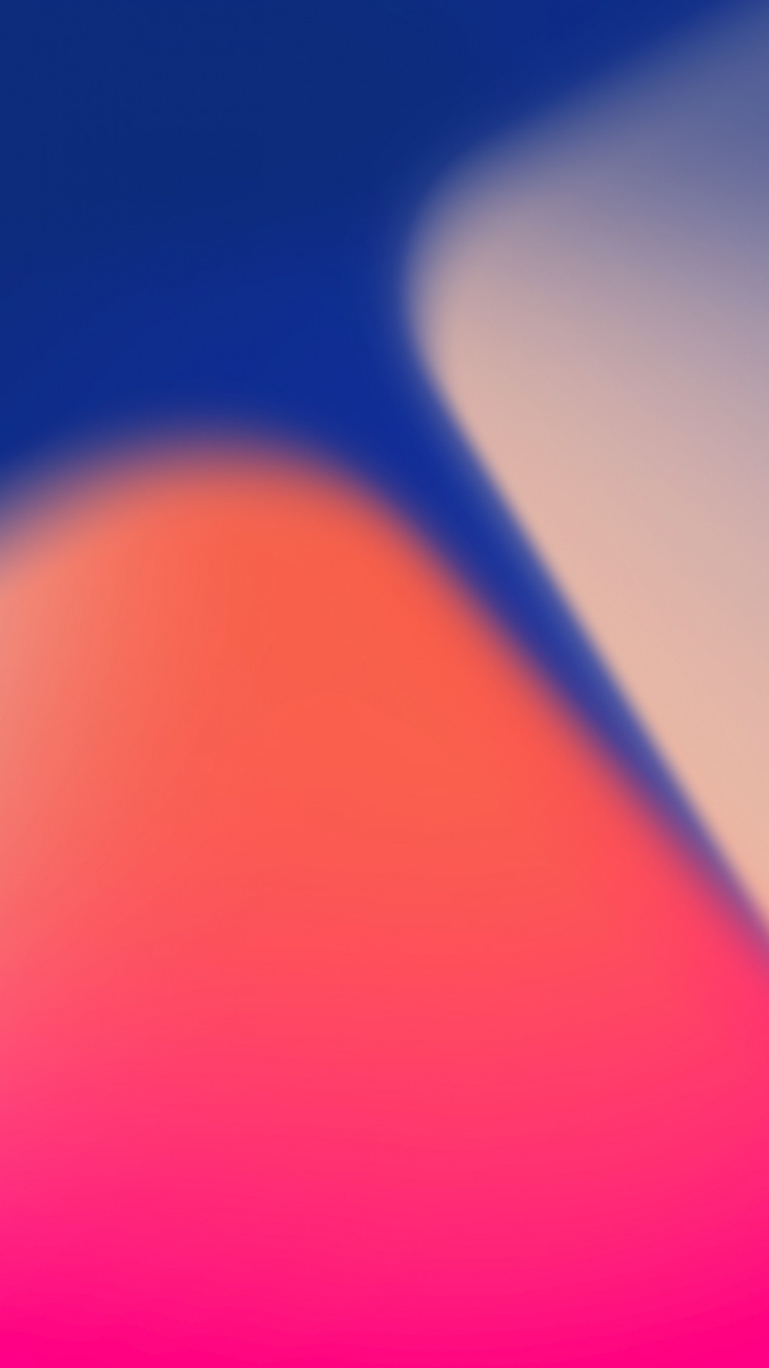 Apple Event Blur iPhone Wallpaper