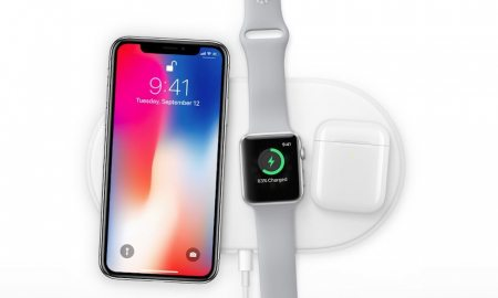 Apple Surprises Everyone with 'AirPower' Wireless Charging Mat