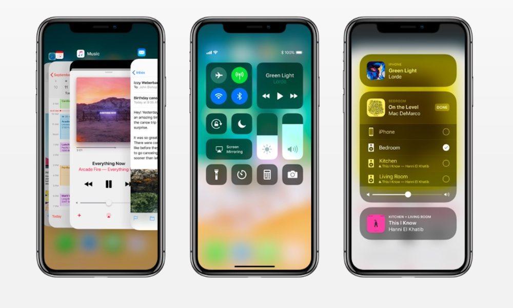 iPhone-X-iOS-11
