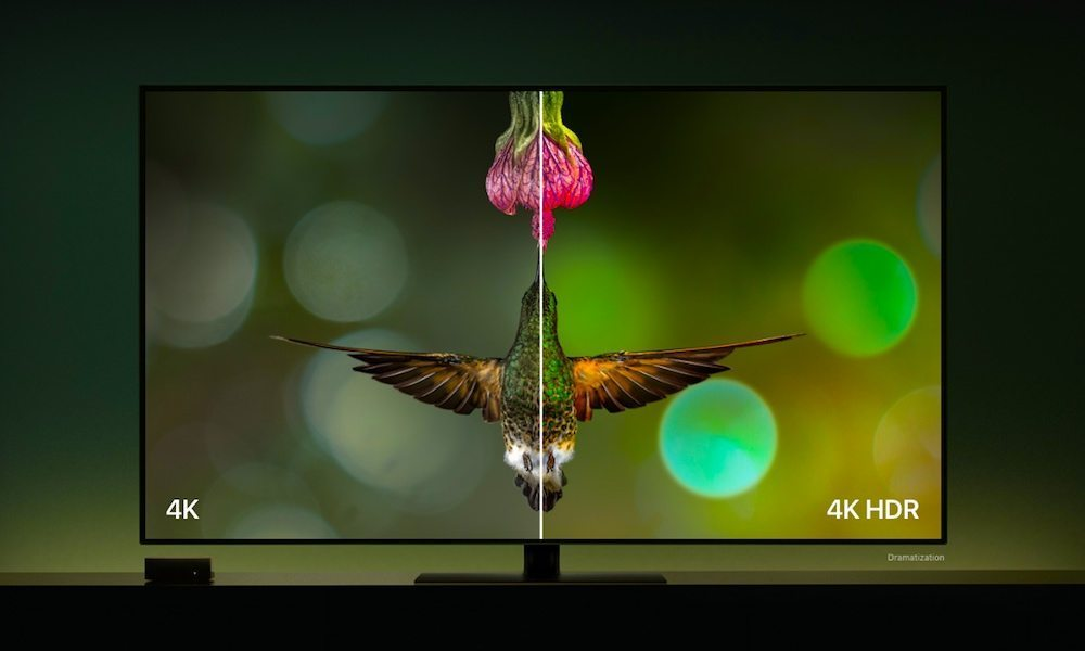 New Apple TV 4K Features HDR10 and Upgraded Content at No Cost