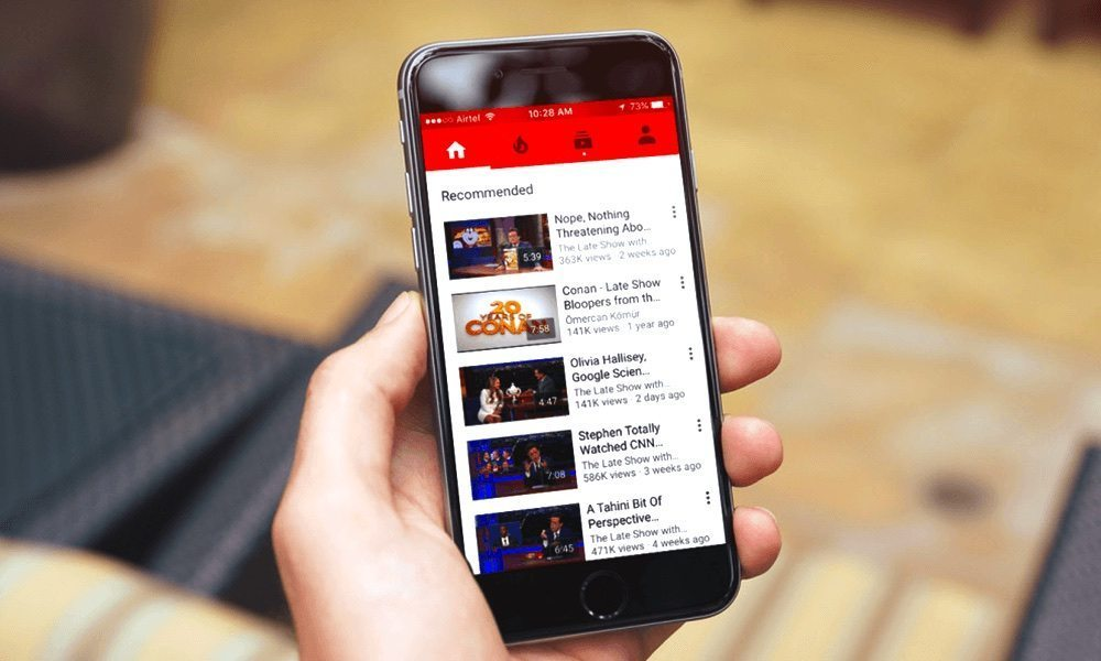 How to Change YouTube's Video Playback Speed on iOS or Any ...