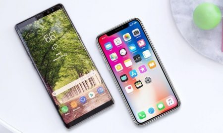 Flagship Showdown: Galaxy Note 8 vs iPhone X Comparison