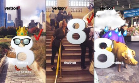 How to Play Verizon's iPhone 8 Giveaway Scavenger Hunt on Snapchat