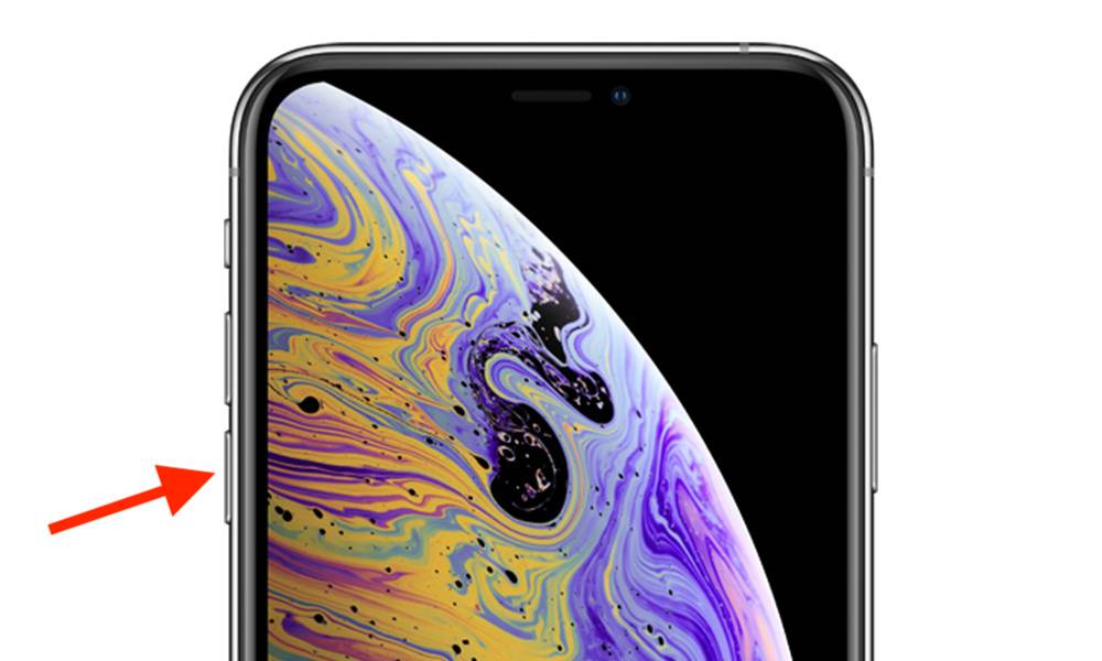 How To Reset Iphone Xs Down