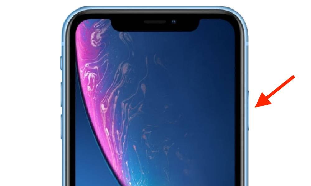 How To Reset Iphone Xr Side