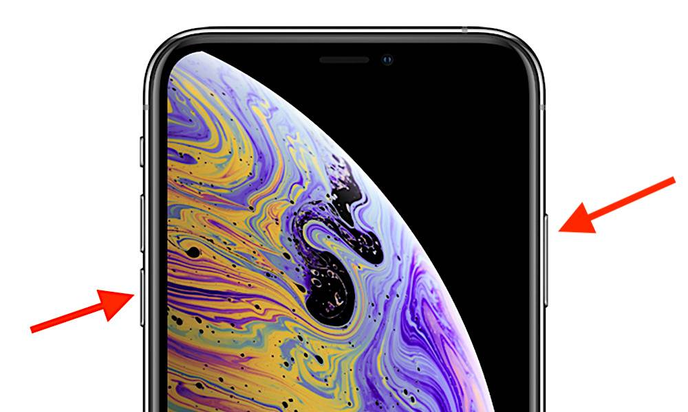 How To Reset Iphone Xs Xs Max Xr