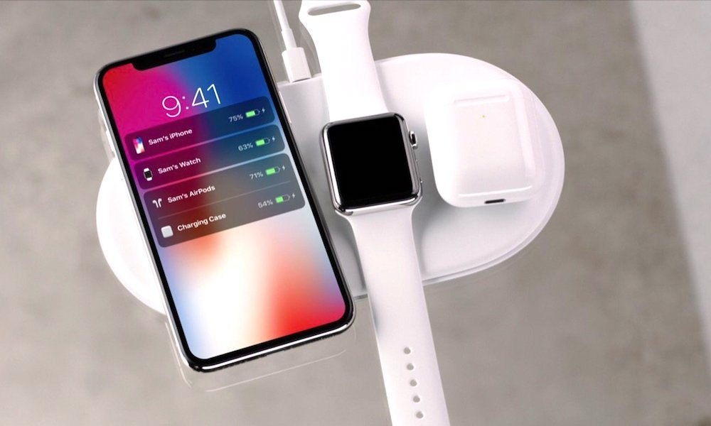 AirPower Wireless Charger Won't Support Older Apple Watches