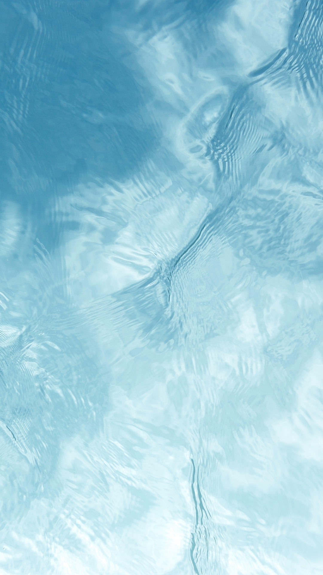 Water, Ripple, Blue, Texture iPhone Wallpaper