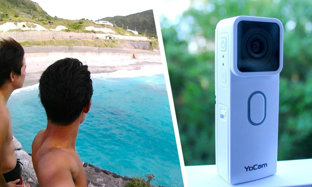 Review: Mofily YoCam Waterproof Life Camera