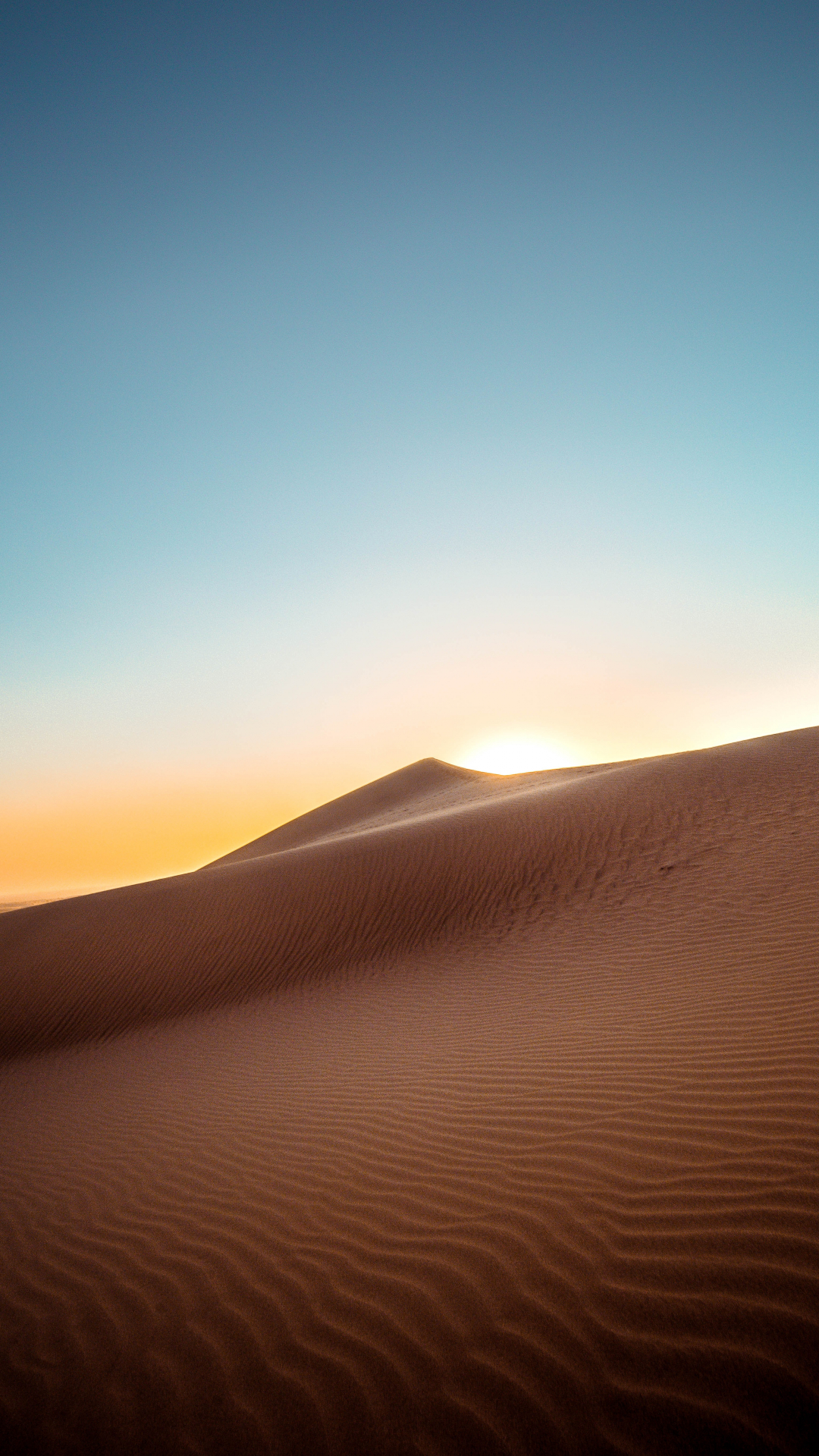Imperial Sand Dunes iPhone Wallpaper