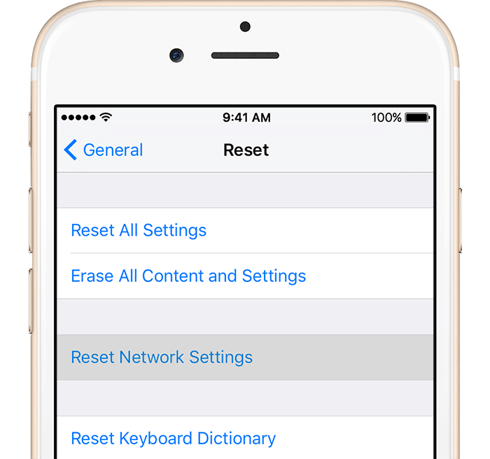 iphone reset network settings how to fix ios 11 wi fi issues 2677